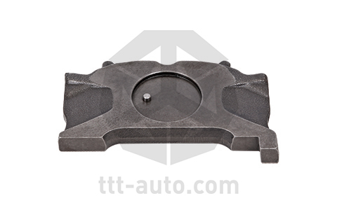 13453 - Caliper Brake Lining Plate - R - (With Pin)