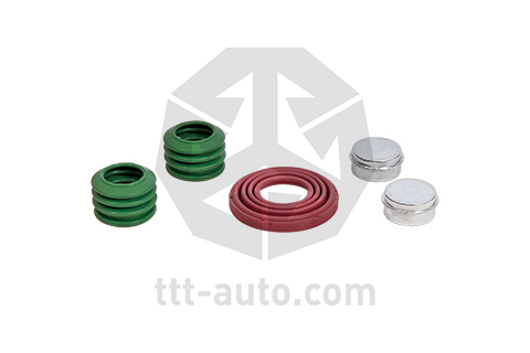 14817 - Caliper Boot & Pin Cap Set