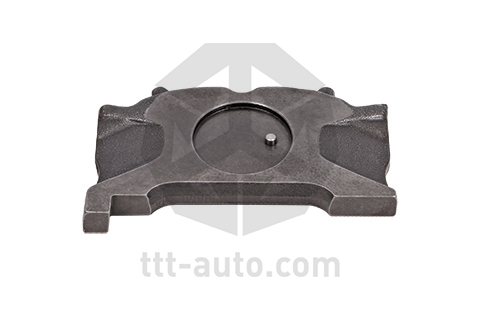 15453 - Caliper Brake Lining Plate - L - (With Pin)