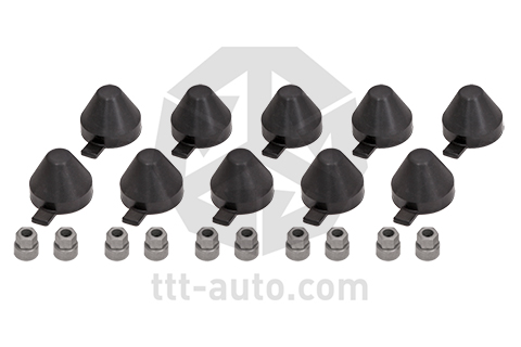 16144 - Caliper Adjusting Mechanism Cap Set