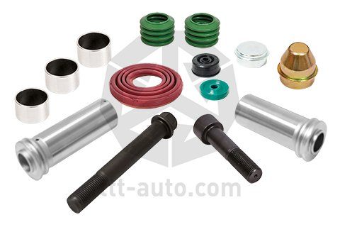 18930 - Caliper Boot & Pin Repair Kit